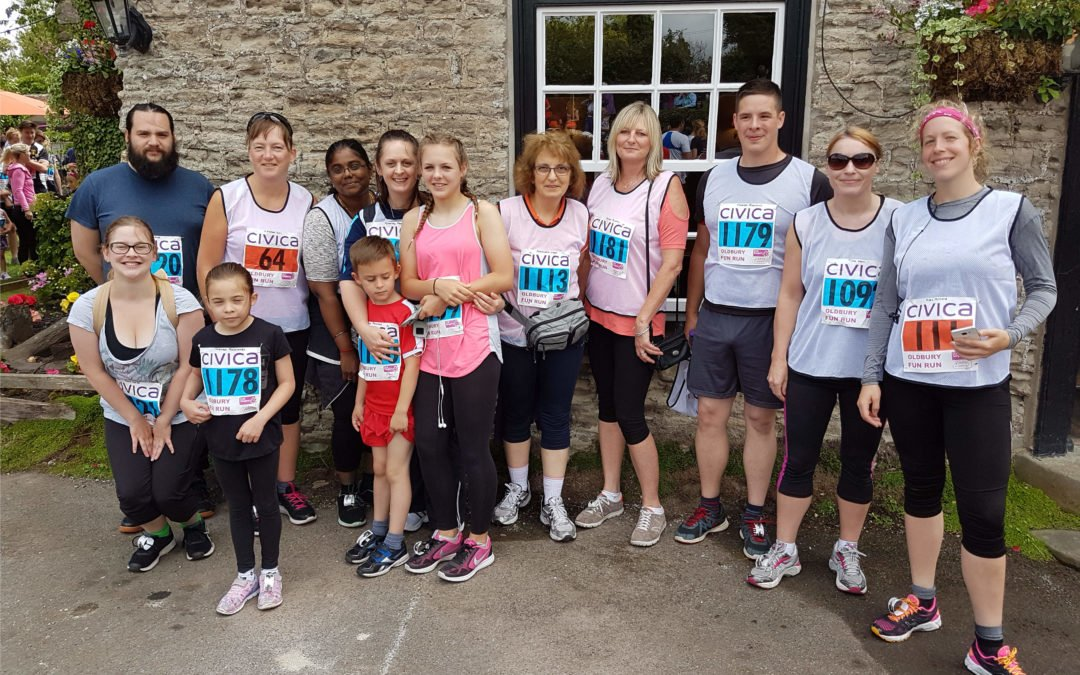Oldbury Fun Run 2017